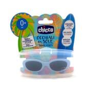 CHICCO GAFAS DE SOL AZUL 0M+ 1 Ud