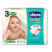 Ultra Fit And Fun 3 Midi 4-9 kg 21 Ud de Chicco