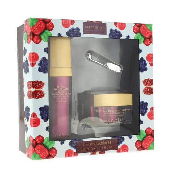 Confezione Terapia Antiossidante Siero + Crema 1 Packs de Atashi