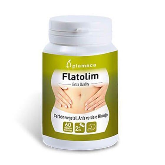 FLATOLIM 60 VCaps de Plameca.