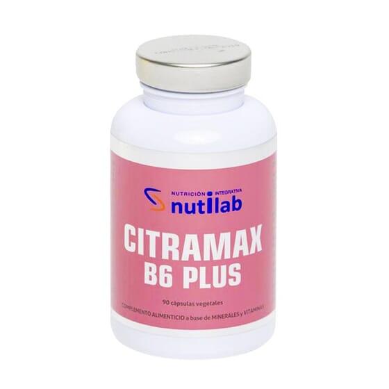 CITRAMAX B6 PLUS 90 VCaps de Nutilab