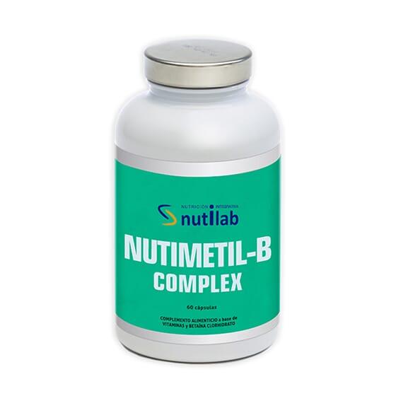 NUTIMETIL-B COMPLEX 60 VCaps de Nutilab