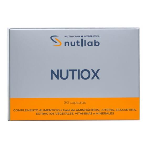NUTIOX 30 Caps de Nutilab