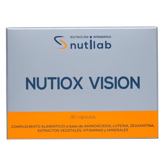 Nutiox Vision 30 Caps di Nutilab
