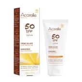 CREMA SOLAR FACIAL SPF50 50 ml de Acorelle