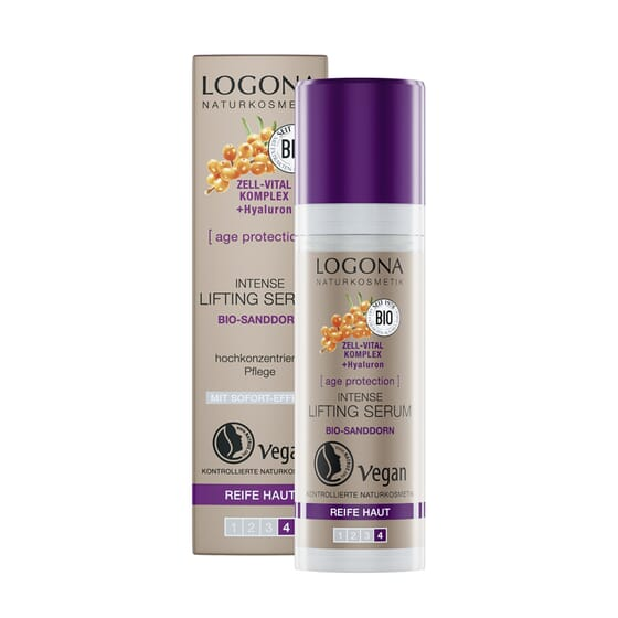 AGE PROTECTION SÉRUM LIFTING INTENSO 30 ml de Logona