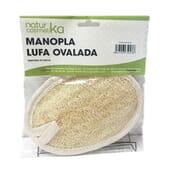 MANOPLA LUFA OVALADA 1Ud de Naturcosmetika.