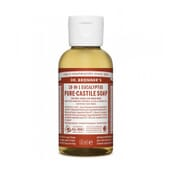SAVON LIQUIDE 18-IN-1 EUCALYPTUS PUR 60 ml de Dr. Bronners