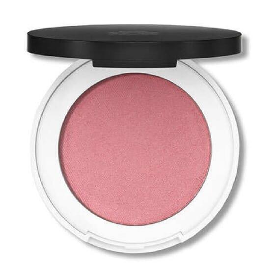 Blush Compacto - Ticket Pink altamente pigmentado.