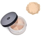 BASE MINERAL SPF15 - BARELY BUFF 10g de Lily Lolo