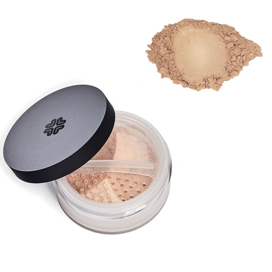 BASE MINERAL SPF15 - COOKIE 10g de Lily Lolo