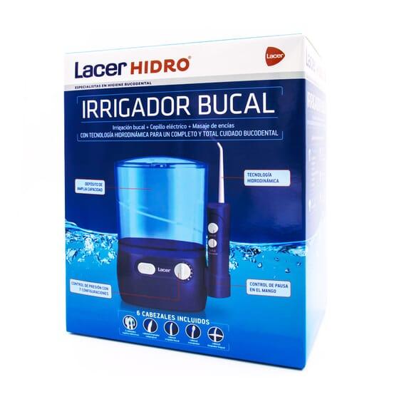 LACER HIDRO IRRIGADOR BUCAL AZUL OSCURO 1 Ud de Lacer