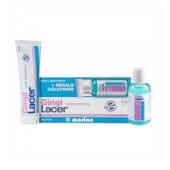 Gingilacer Pasta Dental 125ml + Colutório de Oferta  da Lacer