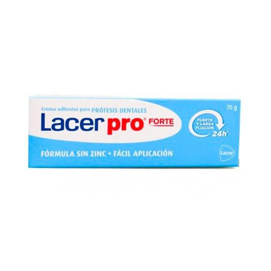 Lacer Pro Forte Creme Fixador  70g de Lacer