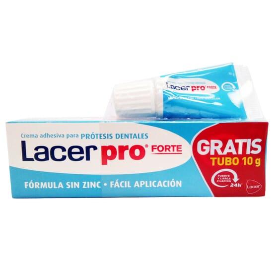 LACERPRO FORTE CREMA FIJADORA 40g + 10g DE REGALO de Lacer
