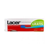 Pasta Dental 125ml + Cepillo Gratis de Lacer