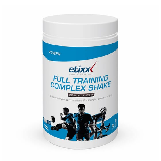 FULL TRAINING COMPLEX SHAKE 1000g de Etixx