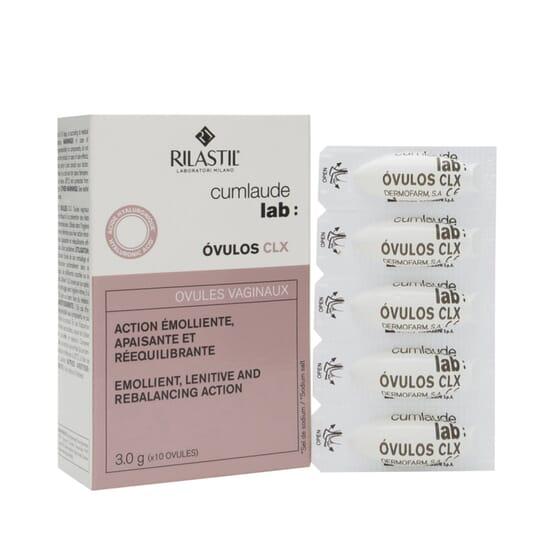 CUMLAUDE OVULES CLX 10 Ovules