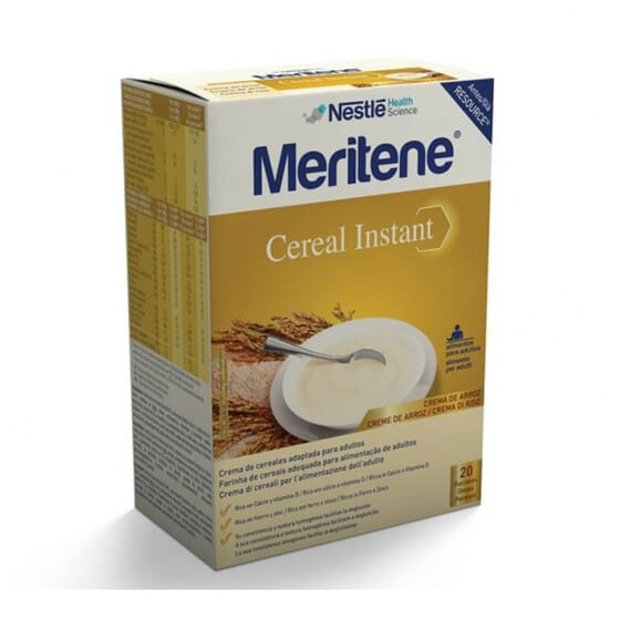 MERITENE CEREAL INSTANT CREMA DE ARROZ 600g