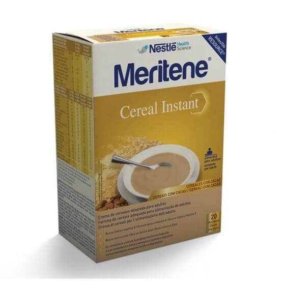 MERITENE CEREAL INSTANT CON CACAO 600g