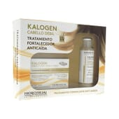 PACK KALOGEN CABELO E UNHAS 30 Caps + KALOGEN CHAMPÔ ANTIQUEDA 100ml 1 Pack da Hidrotelial