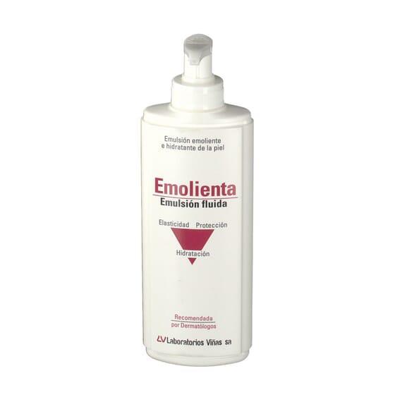 EMOLIENTA EMULSION FLUIDA 250ml de Laboratorios Viñas