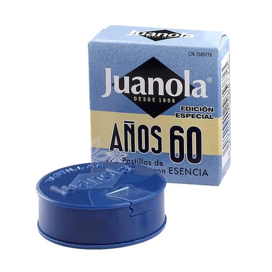 JUANOLA COMPRIMIDOS ANOS 60 SABOR ANIS 5,4g