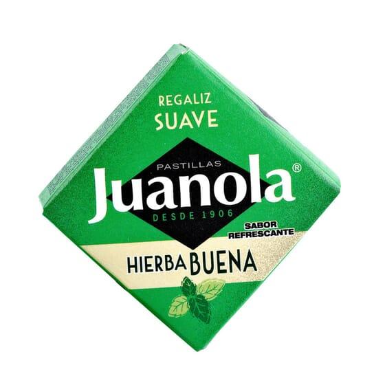 JUANOLA PASTILLAS HIERBABUENA de Juanola