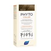 PHYTOCOLOR COLORACIÓN PERMANENTE Nº 7.3 RUBIO DORADO 1 Pack de Phyto París