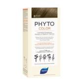 PHYTOCOLOR COLORACIÓN PERMANENTE Nº 8 RUBIO CLARO 1 Pack de Phyto París