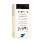 PHYTOCOLOR COLORACIÓN PERMANENTE Nº 3 CASTAÑO OSCURO 1 Pack de Phyto París