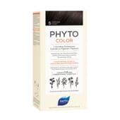 PHYTOCOLOR COLORACIÓN PERMANENTE Nº5 CASTAÑO CLARO 1 Pack de Phyto París