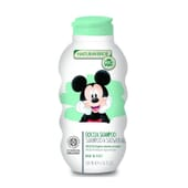 Shampoo e Gel Doccia Mickey Mouse Bio 200 ml di Naturaverde
