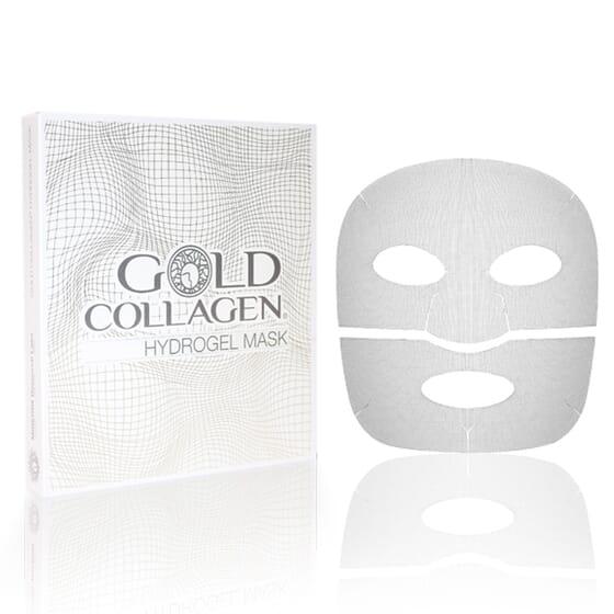 GOLD COLLAGEN HYDROGEL MASK 4 Ud