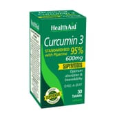 CURCUMIN 3 30 Tabs de Health Aid