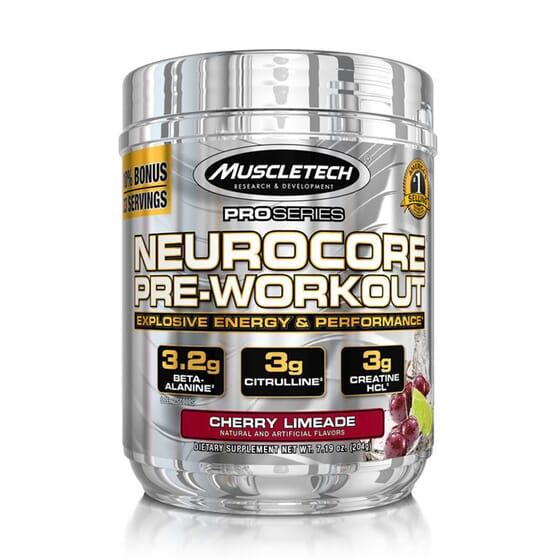 NEUROCORE PRE-WORKOUT 224g da Muscletech