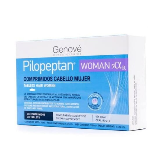 GENOVE PILOPEPTAN WOMAN 5 ALFA R 30 Tabs
