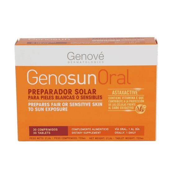 GENOVE GENOSUN ORAL 30 Tabs