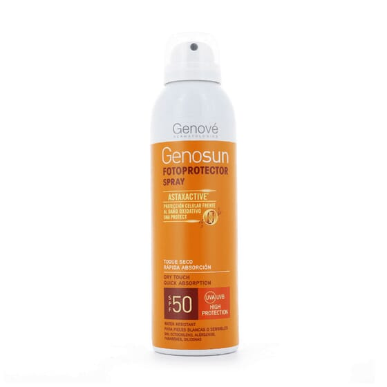 GENOVE GENOSUN SPRAY SPF 50 200ml