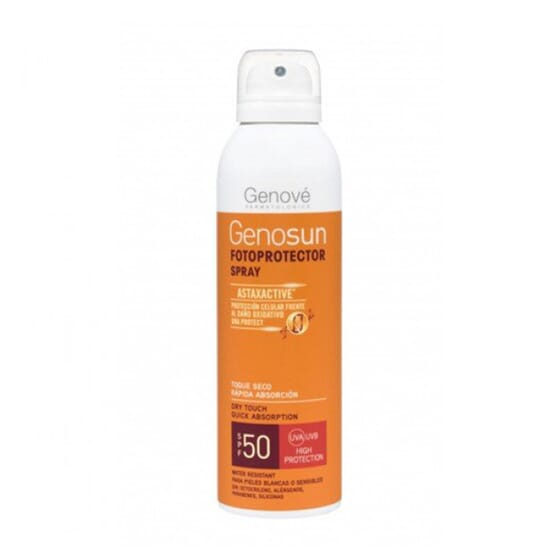 GENOVE GENOSUN SPRAY SPF 50 30ml