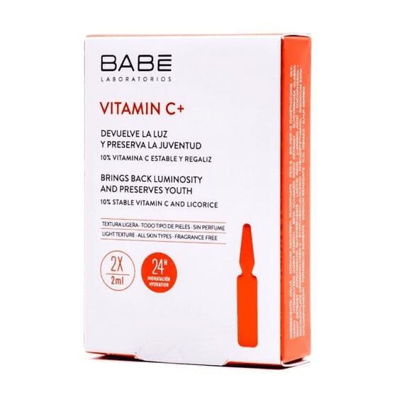 BABÉ VITAMIN C+ 2 Viales de 2ml