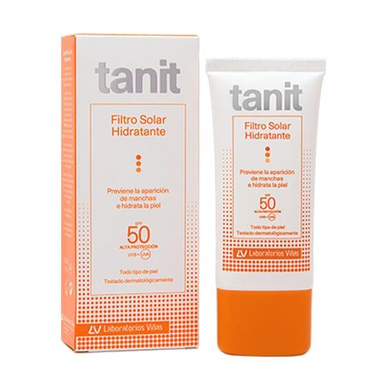 TANIT FILTRO SOLAR HIDRATANTE SPF50 50ml