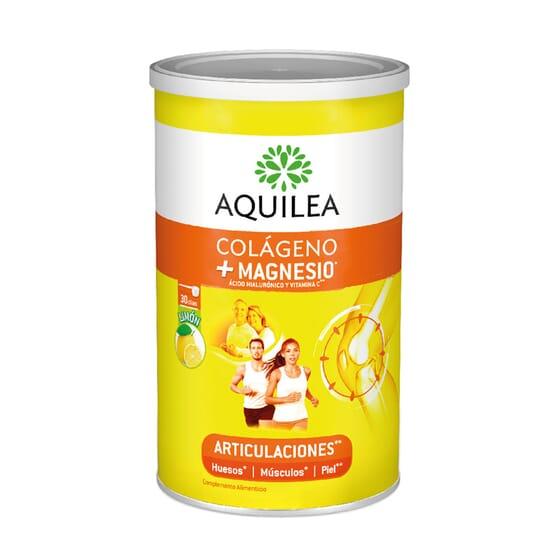 AQUILEA COLÁGENO + MAGNESIO Y VITAMINA C 437,5g