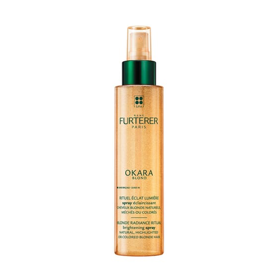 OKARA BLOND SPRAY ACLARANTE 150ml de Rene Furterer