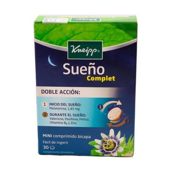 KNEIPP SUEÑO COMPLETO 30 Tabs