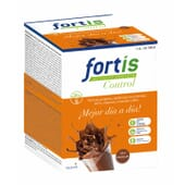 FORTIS ACTIVITY PROTEIN CONTROL CHOCOLATE 7 Sobres de 57g