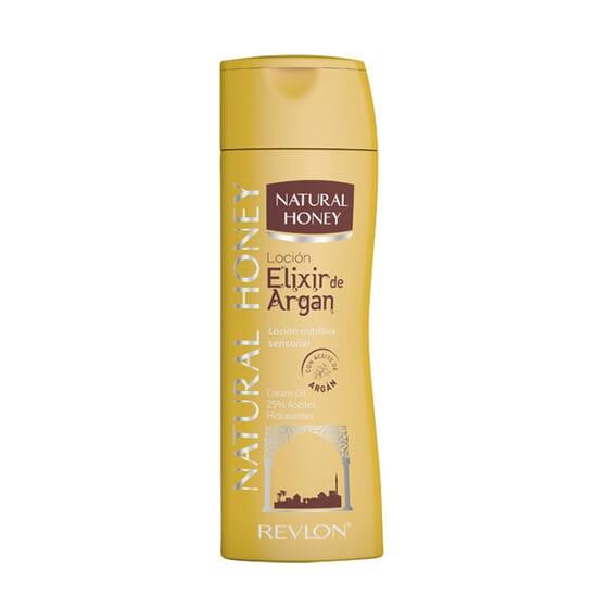 ELIXIR DE ARGÁN LOCIÓN CORPORAL 330ml de Natural Honey