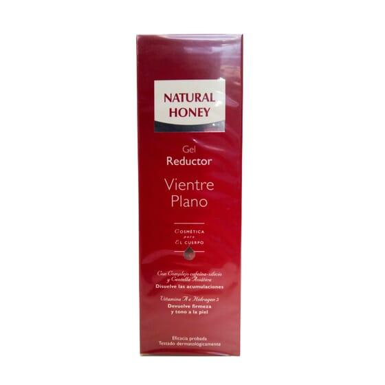 GEL REDUCTOR VIENTRE PLANO 200ml de Natural Honey
