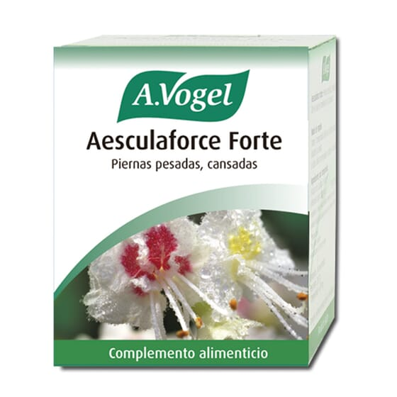 AESCULAFORCE FORTE 30 Tabs de A.Vogel