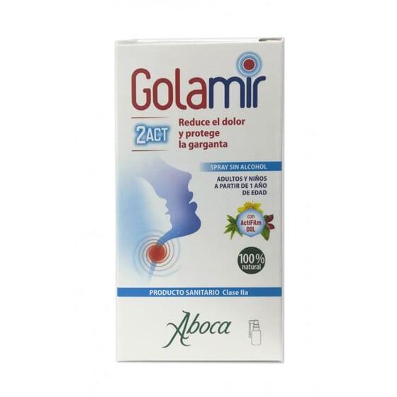 GOLAMIR 2ACT SPRAY 30ml de Aboca